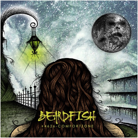 Beardfish - 4626-COMFORTZONE